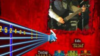 Munky Behind the Player - Blind Video Tab 6 String