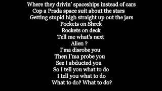 E.T Katy Perry Ft. Kanye West Lyrics