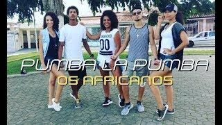 PUMBA LA PUMBA - OS AFRICANOS   COREOGRAFIA   BGD