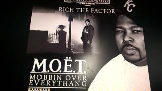 Rich The Factor - Better Days (Audio) ft. Boy Big