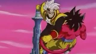 Dragon ball GT Baby  vs Goku SSJ4 [AMV]