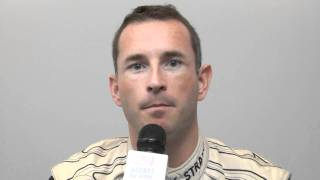 24 Heures du Mans 2011 - Danny Watts pilote de la HPD ARX-01 n°42