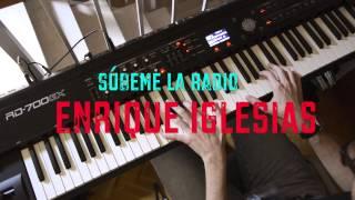 Enrique Iglesias - Súbeme La Radio (Piano cover)