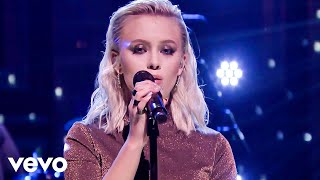 Zara Larsson - Never Forget You (Live on The Tonight Show Starring Jimmy Fallon)