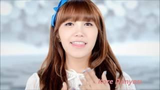 Tatlı kore klip-Apink♥grup hepsi-kalpsizsin