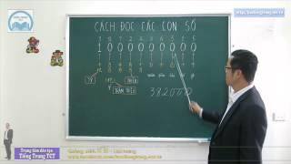 Há»�c tiếng Trung thật dá»… dàng - Clip 5 Cách Ä'á»�c các con số
