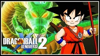 Dragon Ball Xenoverse 2 - ALL SHENRON WISHES (Wishes Explained And Showcased)