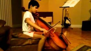 First Rental Cello