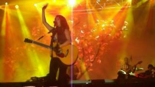 Paula Fernandes Expo Londrina 2012 - final do Show