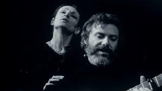 Barbara et Georges Moustaki - La dame brune (1969)