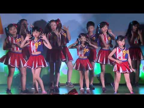 社團展演 街舞社 TT - YouTube