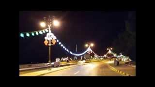 Oman - 45th National Day illuminations