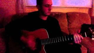 Blow Ke$ha acoustic cover