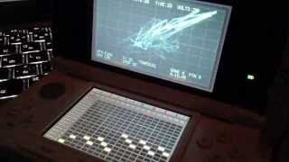 KORG DSN-12 Aphex Twin -Fingerbib-