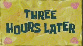 Spongebob 3 hours later/ free Download 720p HD / Spongebob three hours later