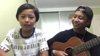 Say You Won't Let Go - By James Arthur (Cover by Cedrick Dabu & Justin Vasquez)