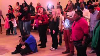 I Wanna Run Over: Cross Worship Band ft. Troy Culbreth