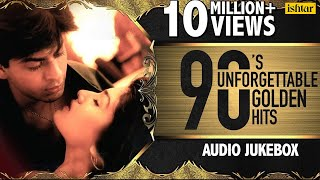 90's Unforgettable Golden Hits   Evergreen Romantic Songs Collection   JUKEBOX   Hindi Love Songs
