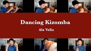Alx Veliz - Dancing Kizomba (Instrumental Cover)