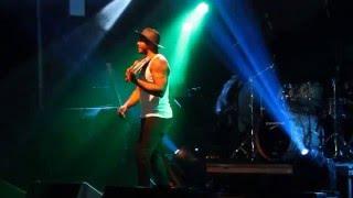 Damien Escobar-Ain't Nobody (Chaka Khan Cover) (Live @ Highline Ballroom, NYC)