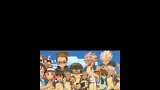 Inazuma Eleven 2 Kyoui no Shinryakusha Blizzard Opening NDS