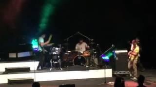Francesco Gabbani - percussioni live - Verona