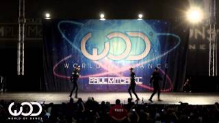 Quick Crew | World of Dance LA 2013