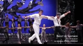 Ballet de Santiago - Zorba, O Grego