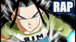 RAP do Android 17 (Dragon Ball Z/Super) | Arquivo Cover