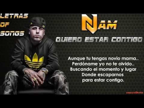 Quiero Estar Contigo de Nicky Jam Letra y Video