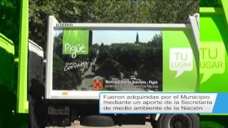 NUEVOS CAMIONES COMPACTADORES RECOLECTORES DE RESIDUO