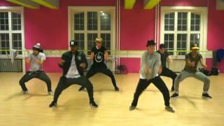 Michel Sian & Nicky Andersen Choreography - B2K Bump Bump Bump