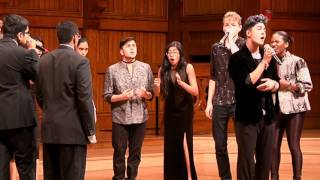 Circles (opb. EDEN) | Veritones A Cappella Cover