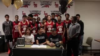 LBTV: Brandon Reeve's Signing