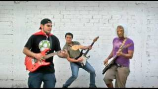 JaGonChi - Sin Parar (pared blanca)