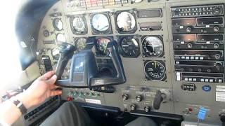 CESSNA 208 CARAVAN ENGINE START