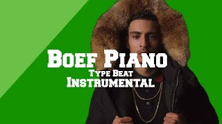 ***FREE*** Boef Piano Type Beat/Instrumental | Type Beat 2017 | Beats By SPG