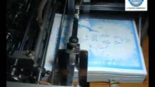 sahil mini offset printing machine - sahil graphics faridabad india.
