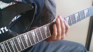 Cordeiro e Leão - Tablatura (Arranjo Junior Ribeiro)
