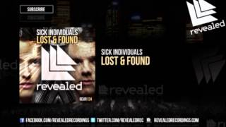 Sick Individuals -  Lost & Found (Studio Acapella) Free DL in descriptionbox