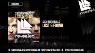 Sick Individuals -  Lost & Found (Studio Acapella) Free DL in descriptionbox