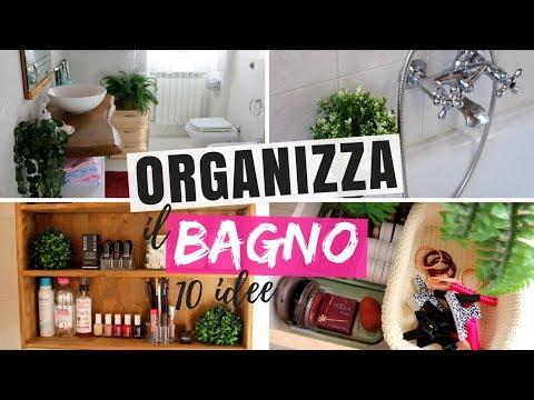 Organizzare I Cassetti Del Bagno : Come organizzare la stanza da bagno tutto per casa