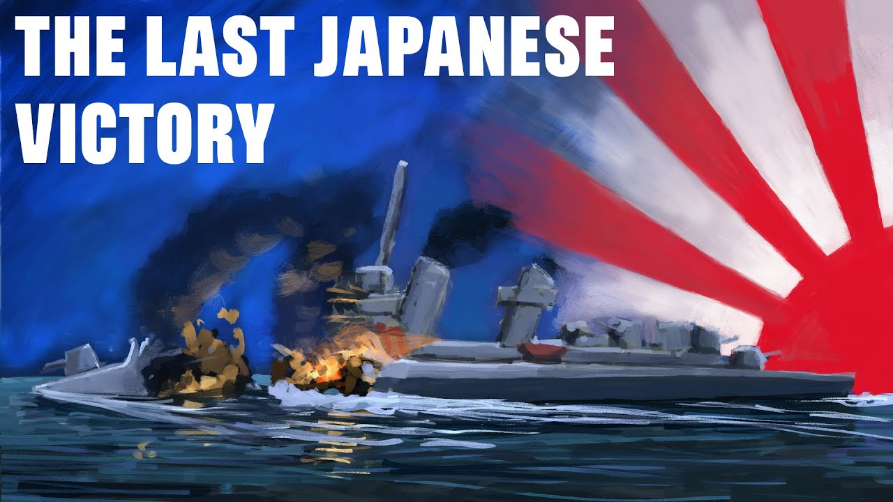 The Last Japanese Victory : Vella Lavella