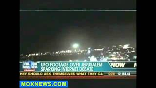 FOX NEWS | UFO Jerusalem Dome of the Rock Temple Mount +