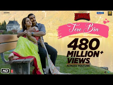 Tere Bin Song Lyrics – Simmba (2018)
