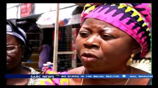 Traders in Ghana Protest , Chinese traders bias