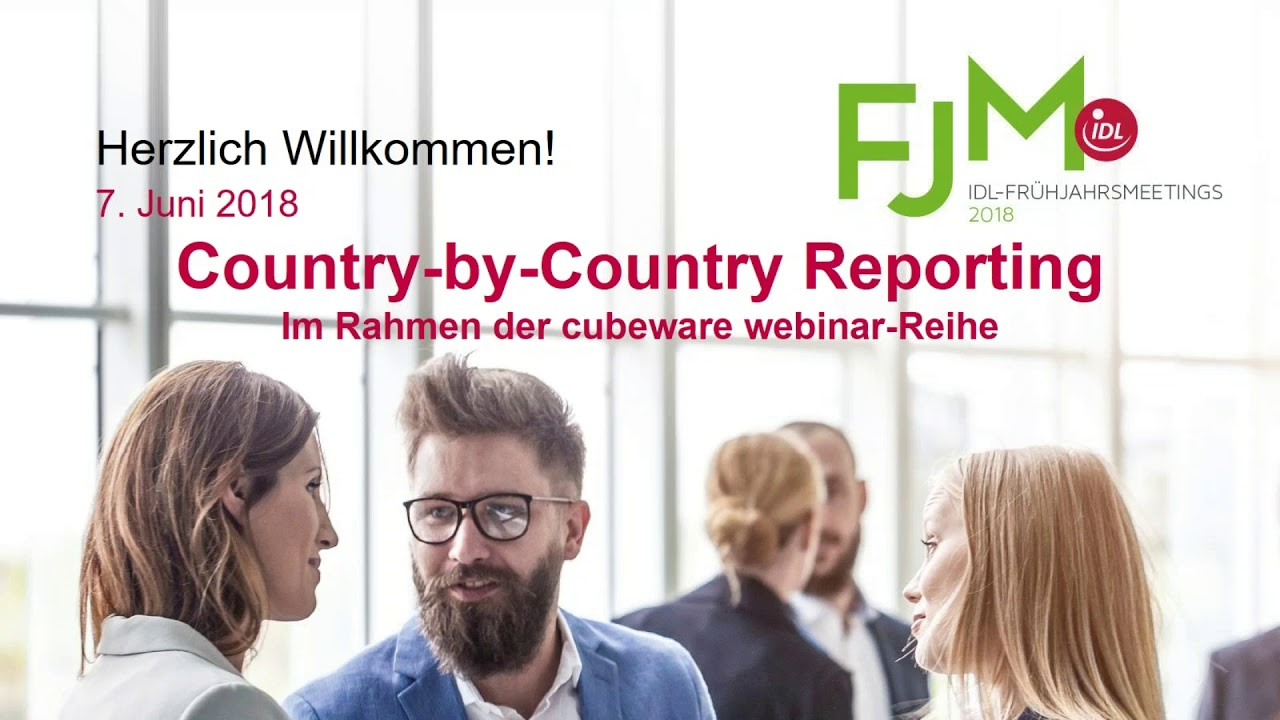 Country by Country Reporting