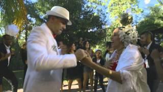 Me cayó del cielo - Gaitanes feat. Oscar D'León [Video Oficial] ®