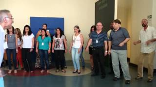 Coral Infoglobo - Vamos Dançar/Sossego