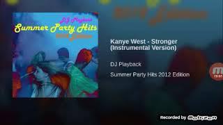 Kanye stronger freestyle TX